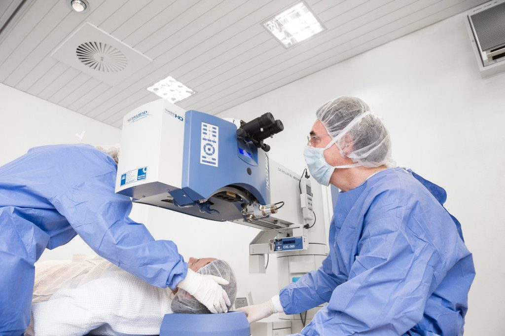 Chirurgia refrattiva